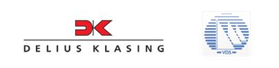 Logo Delius Klasing und Logo VDS